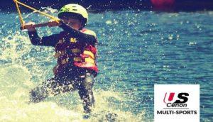 Vacances sportives de l'US Cenon Complexe sportif multiactivités de la Morlette