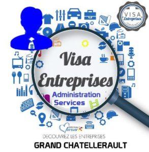 Visa Entreprises : ASA (SPA) Assistance Secours Animaux - Refuge de Châtellerault