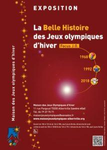 Visionner les J.O. de 92 comme en 1992 ! Maison des Jeux olympiques d'hiver.
