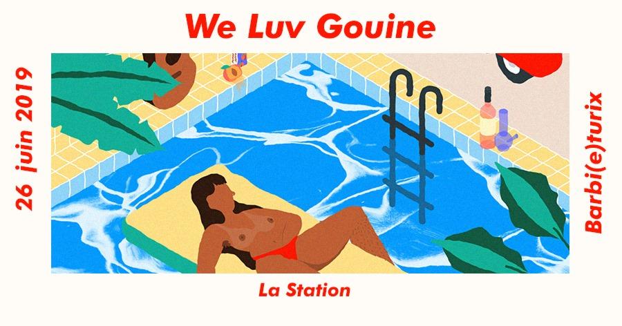 We Luv Gouine – Projections La Station - Gare des Mines