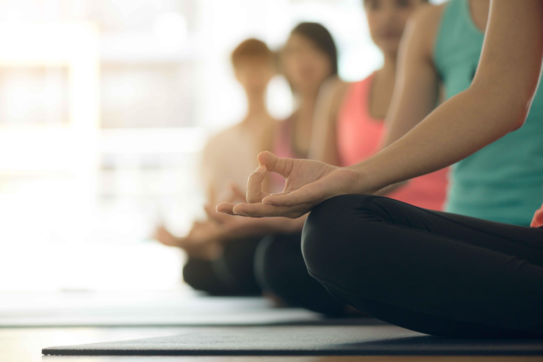 Yoga en plein air au Jardin Suspendu avec Bliss You ! Le Jardin Suspendu