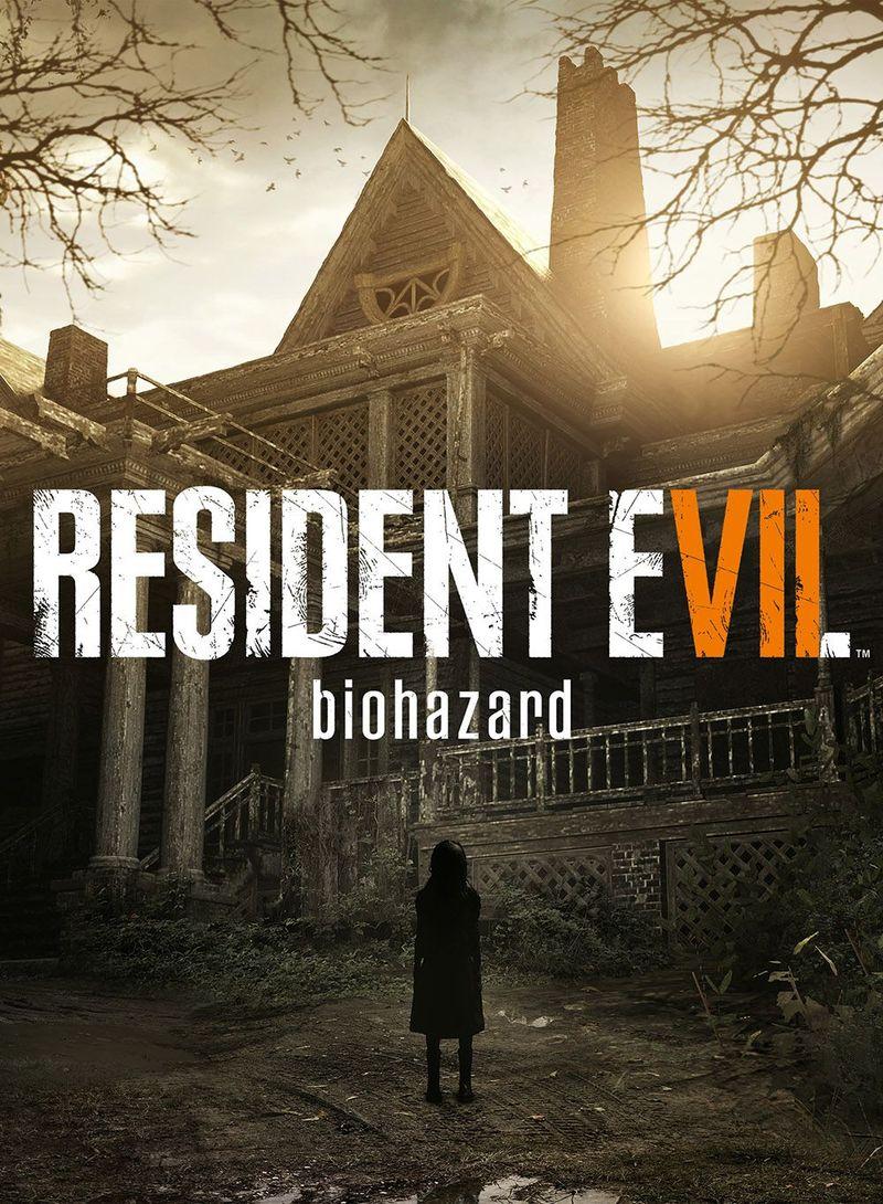 visuel jeux vidéo resident evil 7