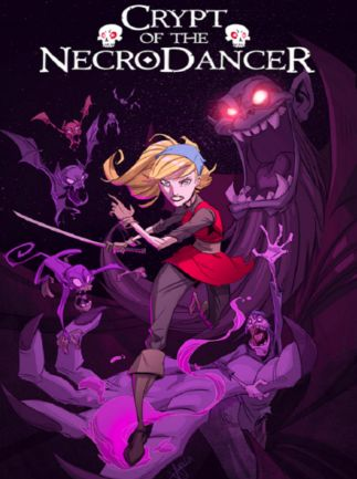 visuel jeux video crypt of the necrodancer