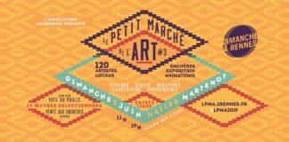 Petit marché de l'art 2019