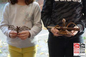 Ateliers Osier créatif enfants