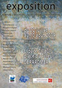 EXPOSITION D'ART ENTRELACS Gérardmer