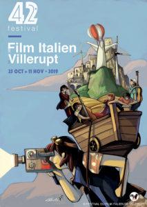 FESTIVAL DU FILM ITALIEN DE VILLERUPT Villerupt   2020-10-23