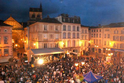 FESTIVAL 'EPINAL BOUGE L'ETE' Épinal Vosges  2021-07-09