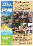 FÊTE DES SAVEURS ET MARCHÉ PAYSAN Volmunster Moselle  2020-07-12
