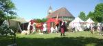 Fête médiévale à la Commanderie d'Arville Couëtron-au-Perche   2021-07-18