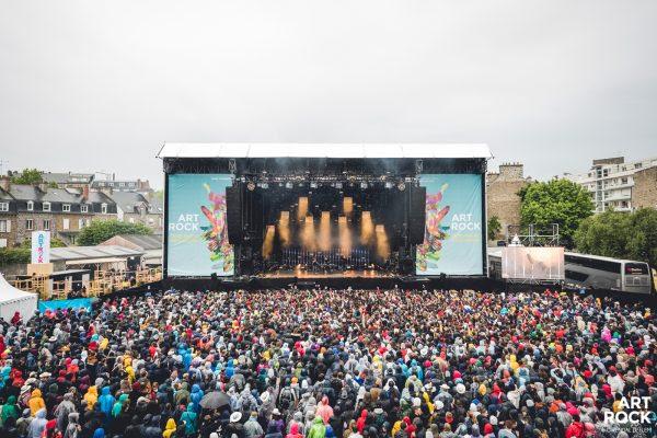 SAINT-BRIEUC. FESTIVAL ART ROCK : LE CALME APRÈS LA TEMPÊTE