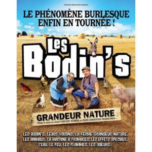 LES BODIN'S GRANDEUR NATURE AU GALAXIE MÉGA HALL Amnéville 2019-11-29