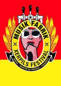 MUSIK FABRIK- XERPILS FESTIVAL Xertigny 2019-10-26
