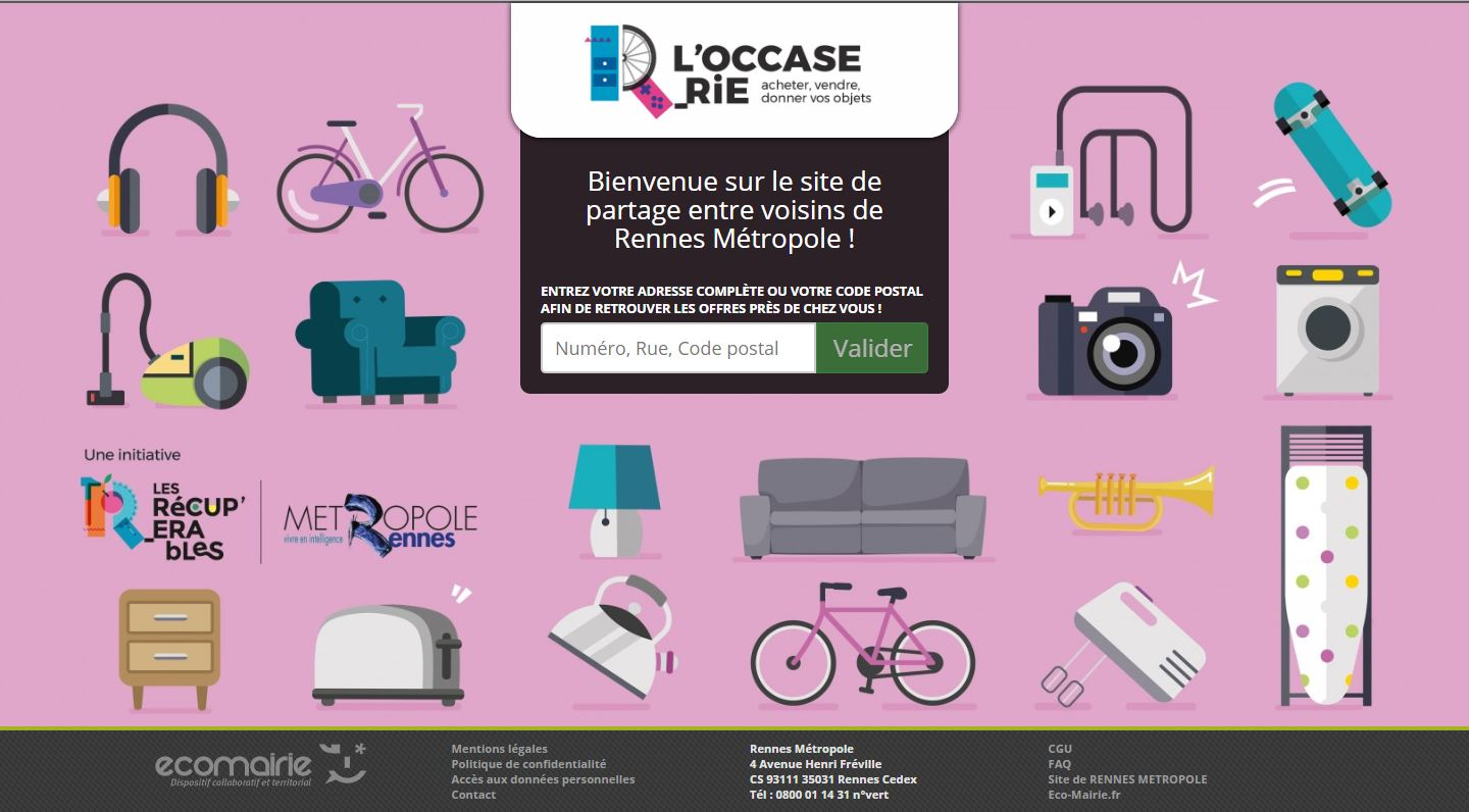occaserie rennes