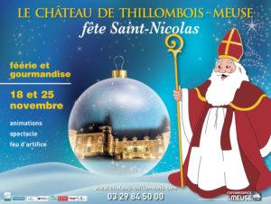 SAINT NICOLAS AU CHATEAU THILLOMBOIS Thillombois
