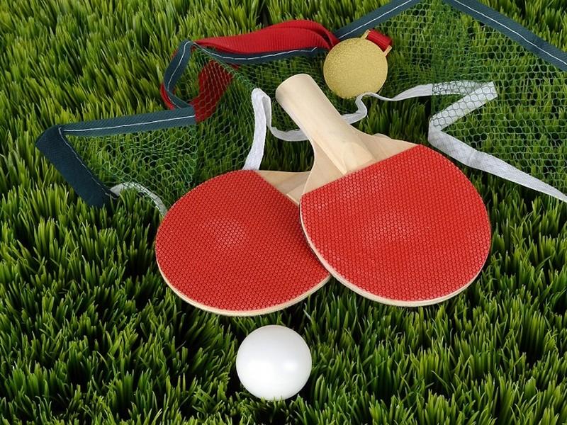 Tournée d'été de tennis de table Bourgueil