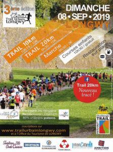 TRAIL URBAIN DE LONGWY Longwy   2020-09-13