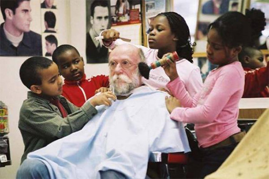 haircuts by children