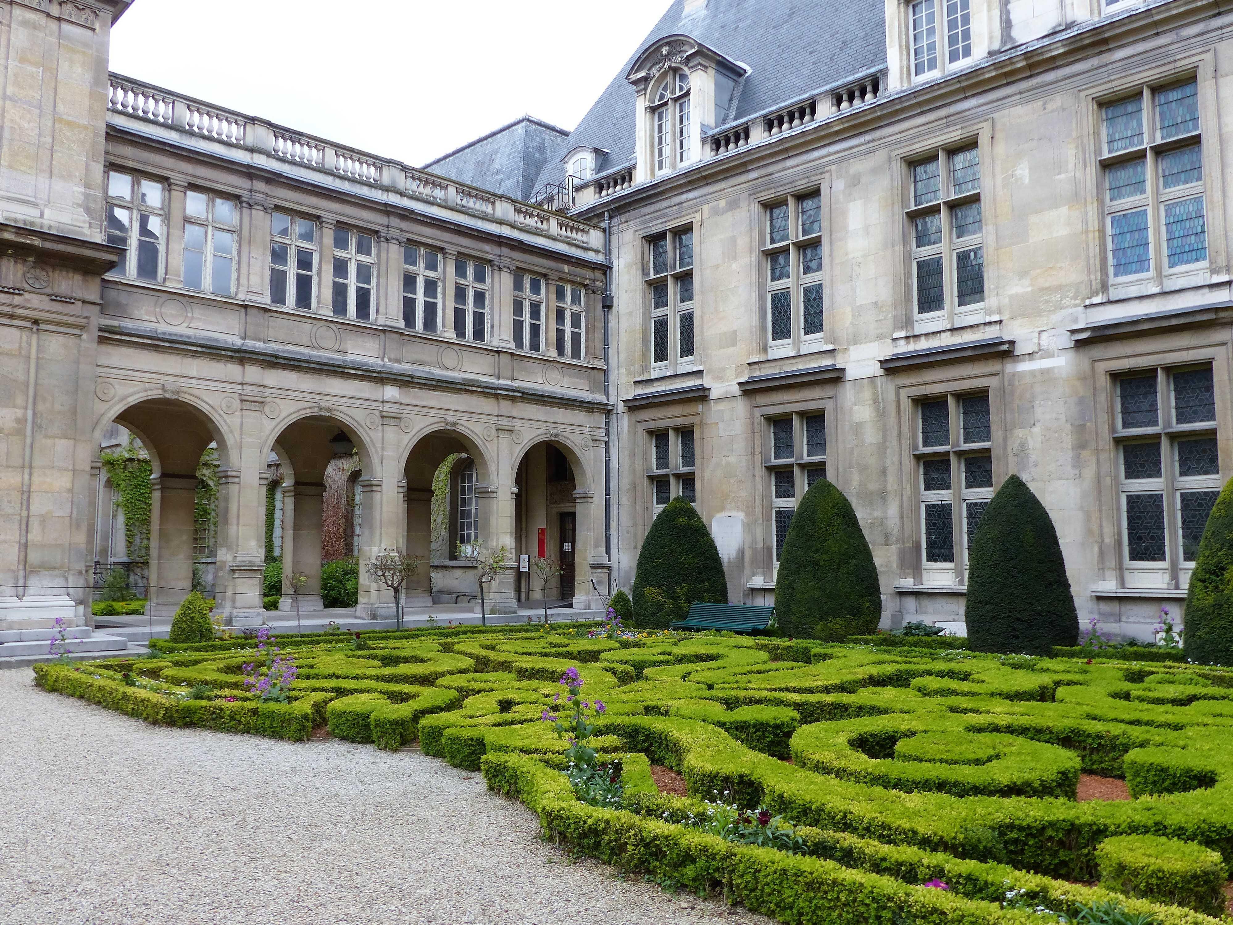 Visite guidée : Le Marais