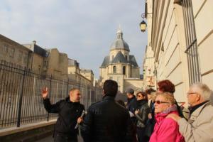 Mythes et secrets de la Bastille Devant le manège