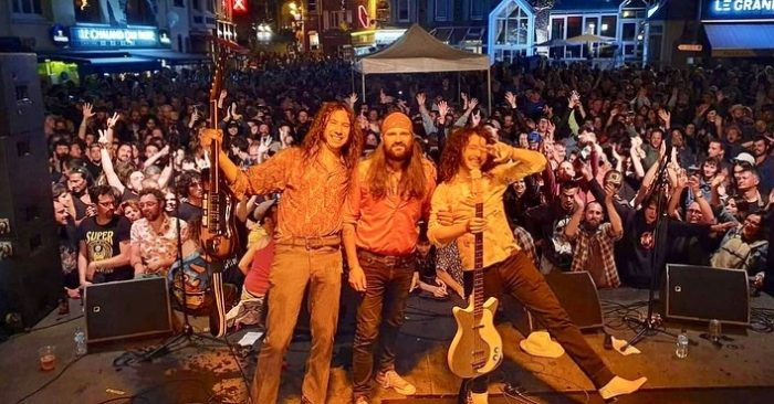 handsome jack, binic folk blues festival