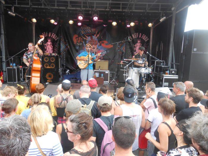 hudson maker, binic folk blues festival