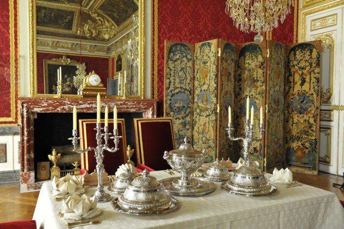 Table du roi
