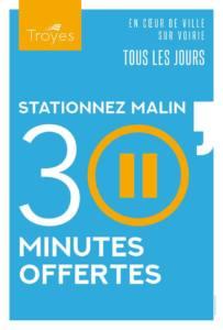 Stationnez Malin TROYES 2019-01-01