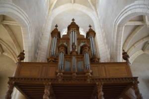 (EXEMPLE) Festival International d'Orgue Chaource   2020-07-01