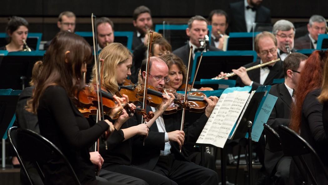 Orchestre Symphonique de l'Aube TROYES 2020-03-07