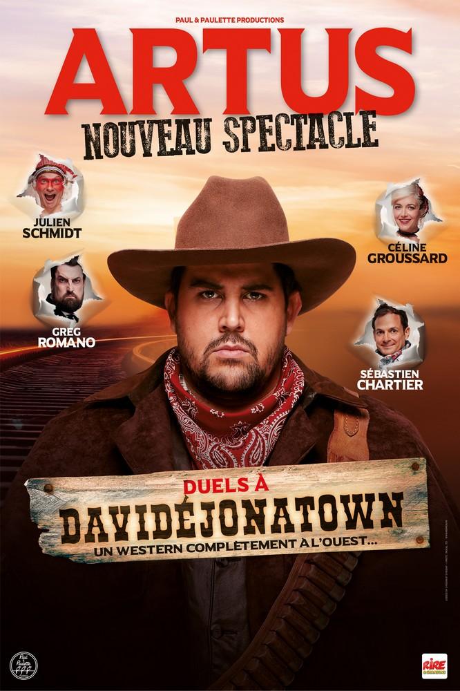 Duels à Davidéjonatown Troyes   2020-11-05