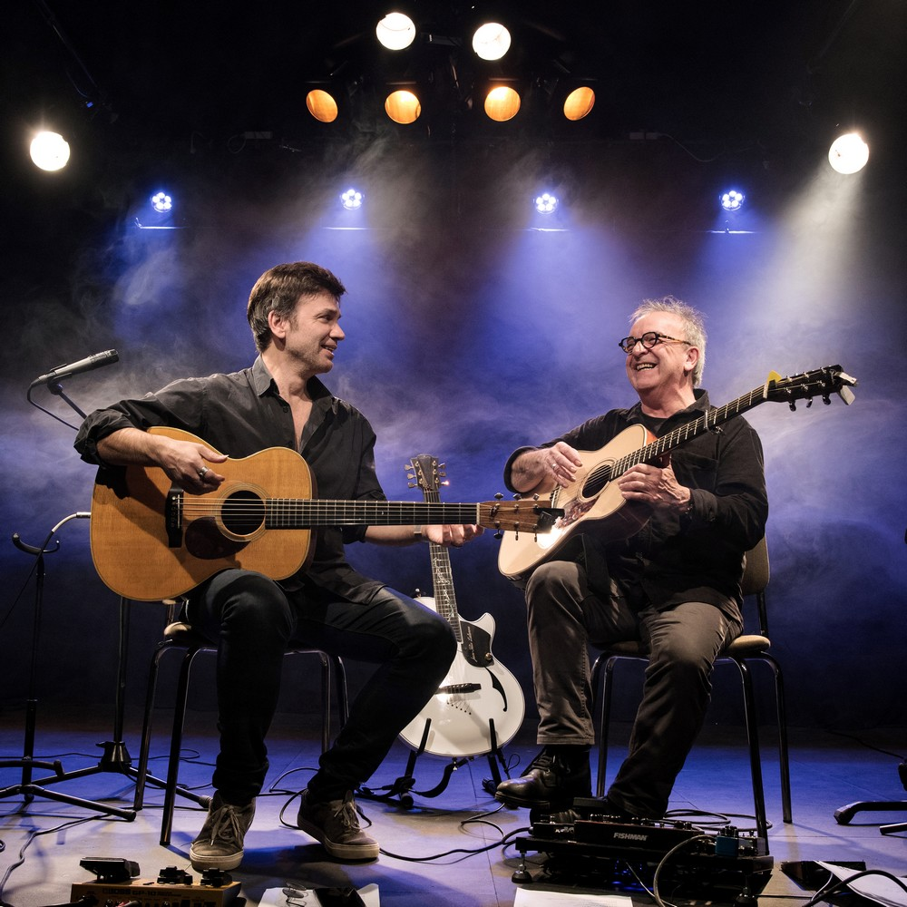 Festival Guitares du monde / Back to Celtic Guitar ST ANDRE LES VERGERS 2020-03-19
