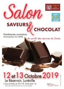 SALON DU CHOCOLAT Lunéville   2021-10-02