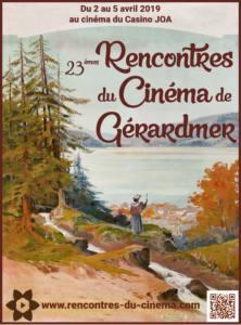 LES RENCONTRES DU CINEMA DE GERARDMER