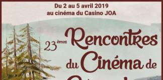 LES RENCONTRES DU CINEMA DE GERARDMER GERARDMER 2020-03-31