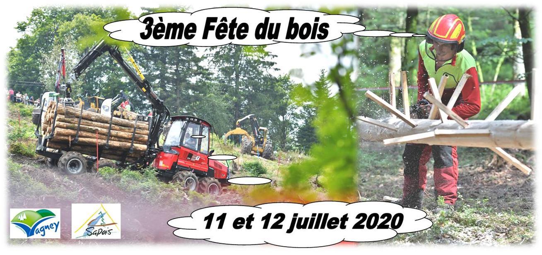 FÊTE DU BOIS - ANNULÉ Sapois   2020-07-11