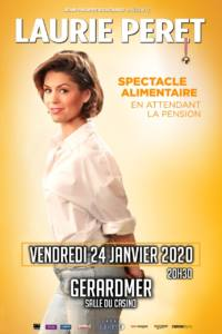 SPECTACLE LAURIE PERRET Gérardmer   2020-01-24