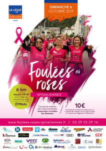 FOULEES ROSES SPINALIENNES Épinal   2020-10-04