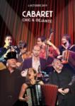 SOIREE D'OUVERTURE CABARET CHIC ET DEJANTE - FESTIVAL LES LARMES DU RIRE Épinal   2020-10-02