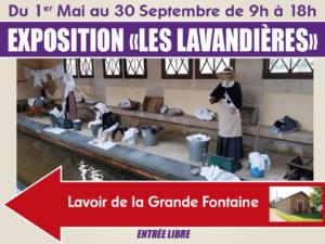 EXPOSITION LES LAVANDIERES LAVOYE 20190930
