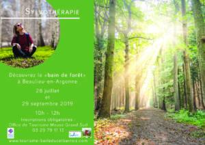 SÉANCES DE SYLVOTHÉRAPIE Beaulieu-en-Argonne