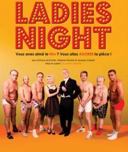THÉÂTRE - LADIES NIGHT YUTZ 2020-04-02