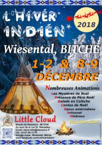 L´HIVER INDIEN Bitche 2019-11-30