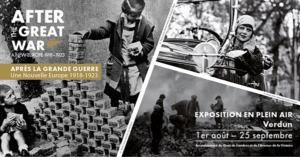 EXPOSITION | APRÈS LA GRANDE GUERRE. UNE NOUVELLE EUROPE
