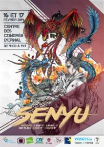 SENYU 8 - FESTIVAL MANGA