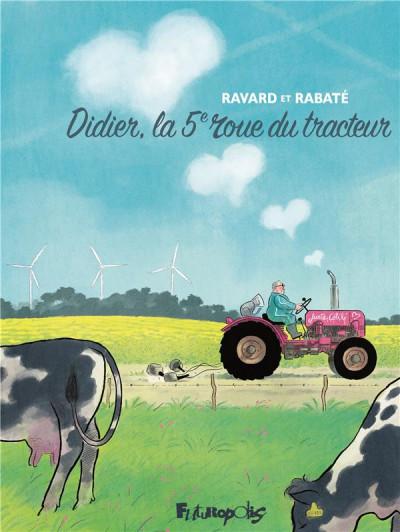 bd didier 5e roue tracteur