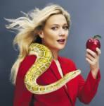 """Caroline Vigneaux """"Croque la pomme"""" - Le Mail    2020-02-04"""