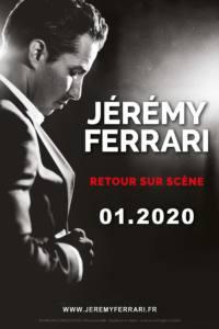Spectacle : Jérémy Ferrari