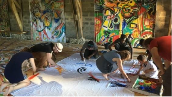 Ateliers d'arts plastiques du Lachat