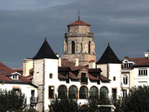 """Visite """"Coeur de ville"""" Saint-Jean-de-Luz   2020-07-09"""
